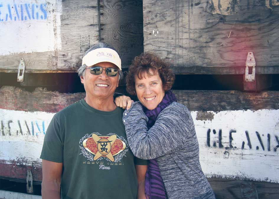 Jerry & Cynthia Viernes