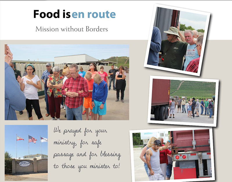 Mission without Borders